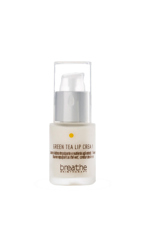 AGE CORRECTION REGENERATIVE TREATMENT GREEN TEA LIP CREAM 15ml